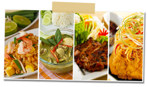 The perfect fusion of Thai & Indonesian food in Singapore