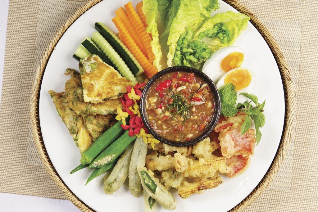 Thai Indonesian Fusion Menu Bali Thai